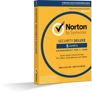 Symantec Norton Security Deluxe 3.0 (21355368)