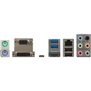 MSI Z170A SLI PLUS Intel Z170 So.1151 Dual Channel DDR ATX Retail