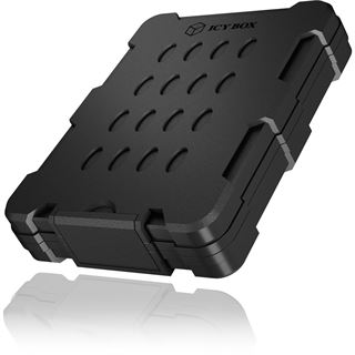 "ICY BOX IB-279U3 2.5"" (6,35cm) USB 3.0 schwarz"