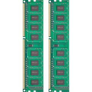 8GB PNY Performance Series DDR3-1333 DIMM CL9 Dual Kit