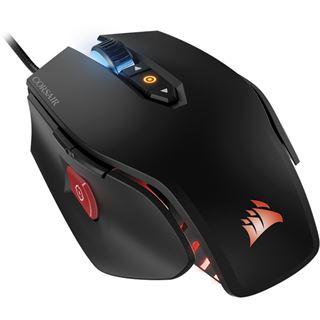 Corsair Gaming M65 RGB USB schwarz (kabelgebunden)