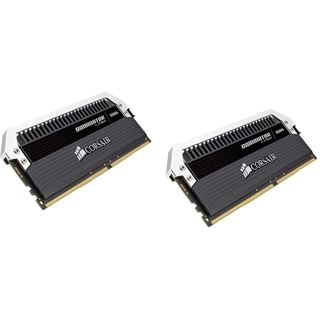 32GB Corsair Dominator Platinum DDR4-3000 DIMM CL15 Dual Kit