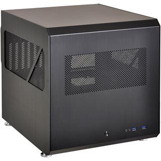 Lian Li PC-V33X mit Sichtfenster Wuerfel ohne Netzteil schwarz