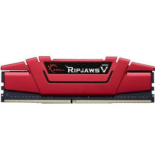 16GB G.Skill RipJaws V rot DDR4-3000 DIMM CL15 Single