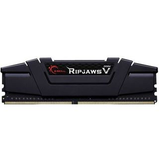 16GB G.Skill RipJaws V schwarz DDR4-3200 DIMM CL16 Single