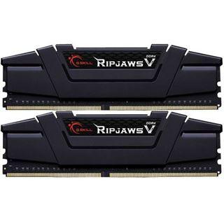 32GB G.Skill RipJaws V schwarz DDR4-3200 DIMM CL16 Dual Kit