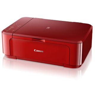 Canon PIXMA MG3650 rot Tinte Drucken / Scannen / Kopieren USB 2.0 /