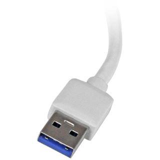Startech USB 3.0 Netzwerkadapter silber