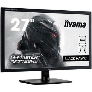 "27"" (68,58cm) iiyama G-MASTER GE2788HS-B1 schwarz 1920x1080"