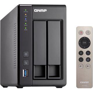 QNAP TS-251+ 8G ohne Festplatten