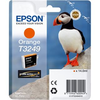 Epson Tinte orange 14.0ml