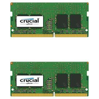 8GB Crucial CT2K4G4SFS8213 DDR4-2133 SO-DIMM CL15 Dual Kit