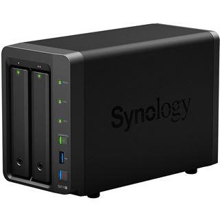 Synology DiskStation DS716+ ohne Festplatten