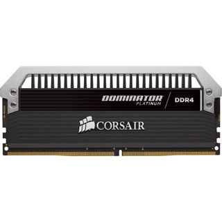64GB Corsair Dominator Platinum DDR4-2400 DIMM CL14 Quad Kit