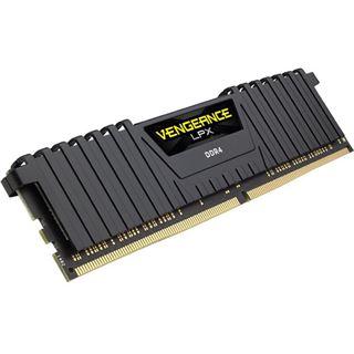 16GB Corsair Vengeance LPX schwarz DDR4-2400 DIMM CL16 Dual Kit