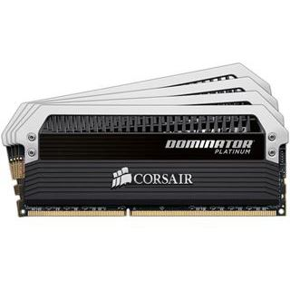 32GB Corsair Dominator Platinum DDR4-3200 DIMM CL16 Quad Kit
