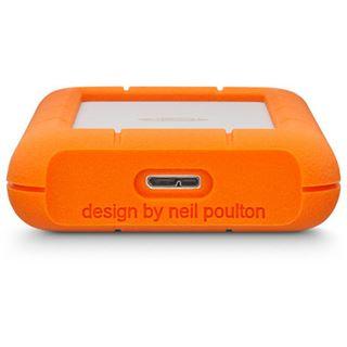 "4000GB LaCie Rugged Mini 9000633 2.5"" (6.4cm) USB 3.0 orange"