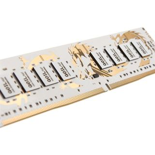 16GB GeIL white Dragon IC DDR4-3200 DIMM CL15 Quad Kit