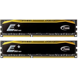 8GB TeamGroup Elite Plus Series DDR4-2133 DIMM CL15 Dual Kit