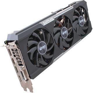 8GB Sapphire Radeon R9 390X Nitro inkl Backplate Aktiv PCIe 3.0 x16
