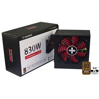 830 Watt Xilence Performance A+ Serie Non-Modular 80+ Bronze