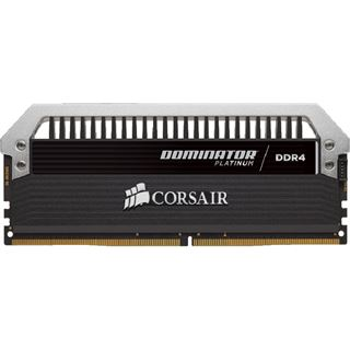 16GB Corsair Dominator Platinum DDR4-3200 DIMM CL16 Dual Kit
