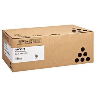 Ricoh 406765 Tonerpatrone,1 x Schwarz,2000 Seiten,für Aficio SP