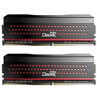 8GB TeamGroup Dark Pro rot DDR4-3000 DIMM CL15 Dual Kit