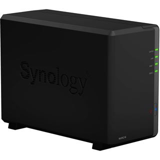 Synology NVR216 4CH Network Video Recorder