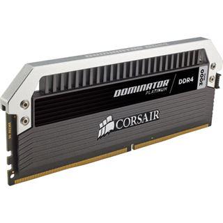 16GB Corsair Dominator Platinum DDR4-3200 DIMM CL16 Quad Kit