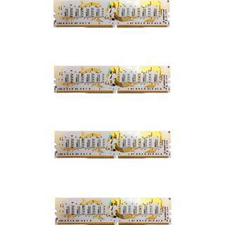 32GB GeIL Dragon RAM weiß DDR4-3200 DIMM CL15 Quad Kit