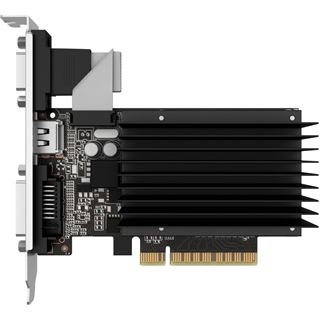 2GB Gainward GeForce GT 710 Silent FX Passiv PCIe 2.0 x 8 (Retail)