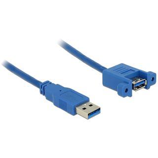 (€7,90*/1m) 1.00m Delock USB3.0 Adapterkabel USB 3.0 Stecker auf