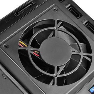 Silverstone SST-FS305B 3x 5,25 Zoll Hot-Swap für 5x 3,5 Zoll HDD