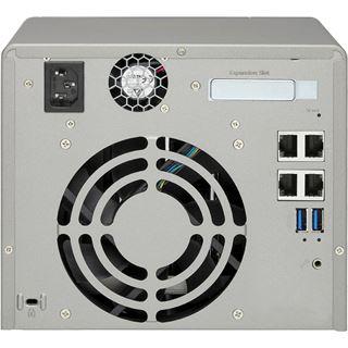 QNAP Turbo Station TS-531P-8G ohne Festplatten