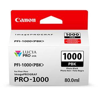 Canon Tinte PFI-1000PBK 0546C001AA schwarz
