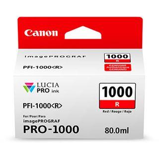Canon Tinte PFI-1000R 0554C001AA rot