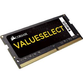 8GB Corsair ValueSelect DDR4-2133 SO-DIMM CL15 Single