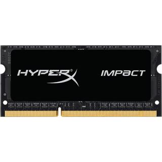 16GB HyperX Impact DDR4-2400 SO-DIMM CL15 Quad Kit