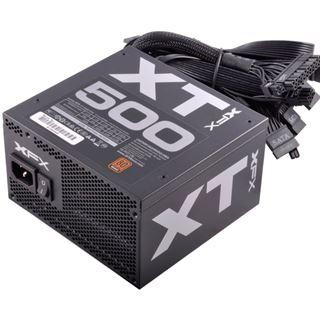 500 Watt XFX P1-500B-XTFR Non-Modular 80+ Bronze