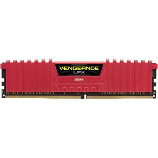 32GB Corsair Vengeance LPX rot DDR4-3200 DIMM CL16 Dual Kit