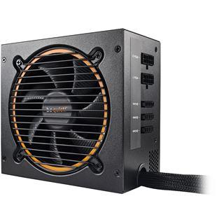 500 Watt be quiet! Pure Power 9 Modular 80+ Silver