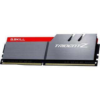 16GB G.Skill Trident Z silber/rot DDR4-3200 DIMM CL14 Dual Kit