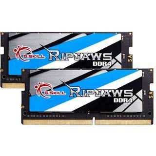 32GB G.Skill Ripjaws DDR4-2133 SO-DIMM CL15 Dual Kit