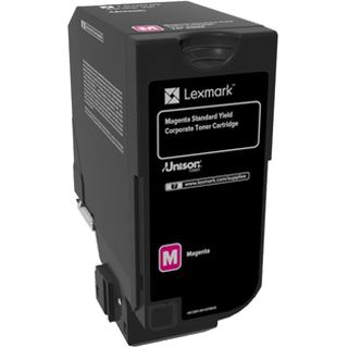 Lexmark Corporate 74C2SME magenta