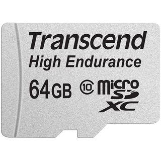 64 GB Transcend TS64GSDXC10 microSDXC Class 10 Retail