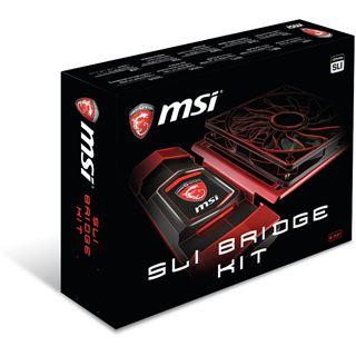 MSI GAMING 4Way SLI-Bridge Kit retail
