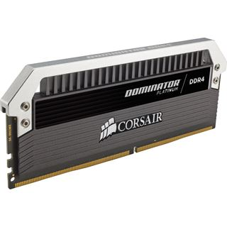 32GB Corsair Dominator Platinum DDR4-2400 DIMM CL10 Quad Kit
