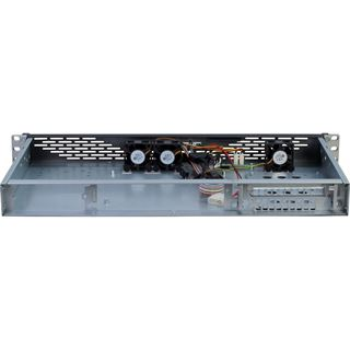 Inter-Tech IPC ITX Server Gehäuse 1U K-125L (ITX 25cm), o.PSU