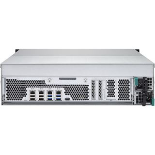 QNAP Turbo Station TS-EC1680U-E3-4GE-R2 ohne Festplatten